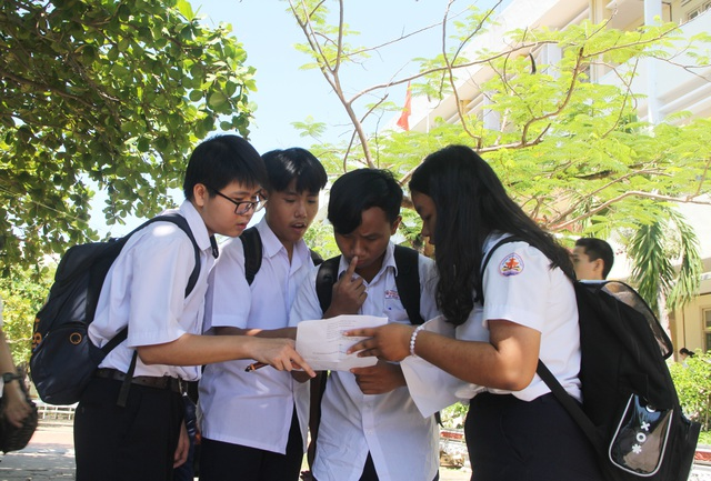 Phú Yên: Trường THPT chuyên Lương Văn Chánh công bố điểm chuẩn vào lớp 10 - 1