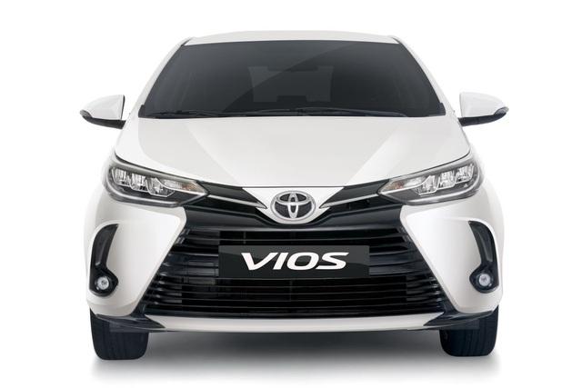 Toyota Vios 2021 có gì mới để duy trì ngôi vương trước Accent, City? - 9
