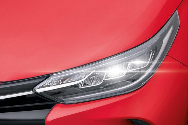 Toyota Vios 2021 có gì mới để duy trì ngôi vương trước Accent, City? - 3