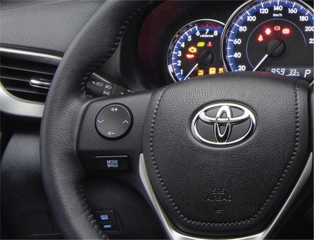 Toyota Vios 2021 có gì mới để duy trì ngôi vương trước Accent, City? - 6