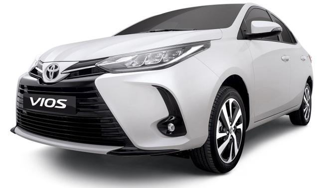 Toyota Vios 2021 có gì mới để duy trì ngôi vương trước Accent, City? - 1