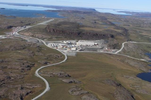 """Trung Quốc """"thâu tóm"""" mỏ vàng ở Bắc Cực, Canada tăng cường cảnh giác - 1"""