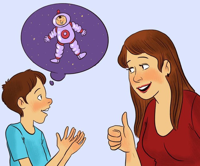 7 bước cha mẹ cần biết để ứng phó khi con cãi hỗn - 2