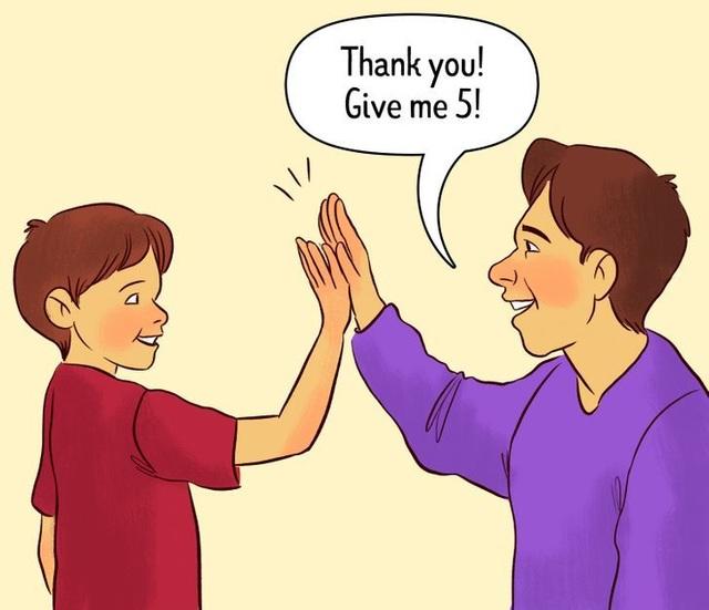 7 bước cha mẹ cần biết để ứng phó khi con cãi hỗn - 7