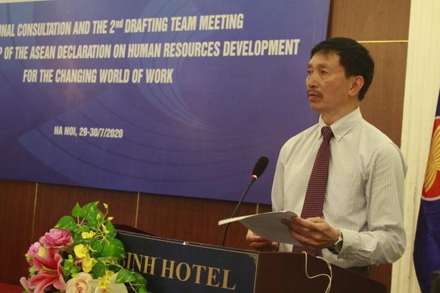 Xây dựng lộ trình thực hiện Tuyên bố ASEAN về phát triển nhân lực - 1