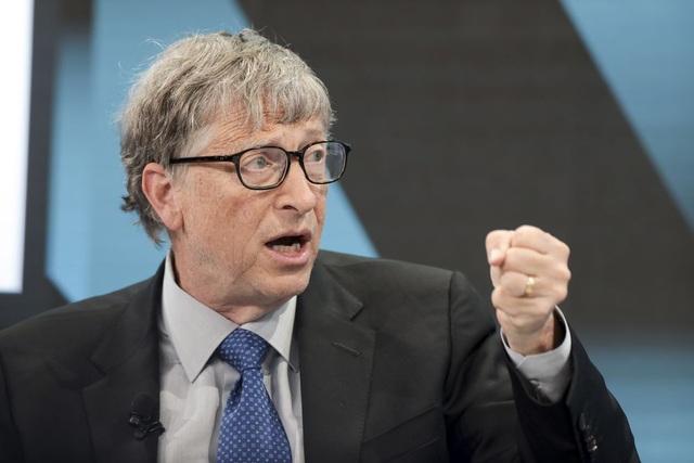 Bill Gates: Tin giả lan truyền nhanh hơn tin thật trên mạng xã hội - 1