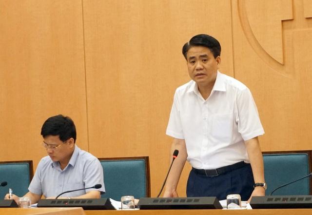 Chủ tịch Hà Nội: Lấy mẫu test Covid-19 tất cả 21.000 người về từ Đà Nẵng - 1