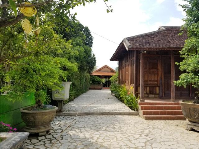 """Choáng ngợp """"biệt phủ"""" gỗ hoành tráng rộng 1300m2 ở Nha Trang - 3"""