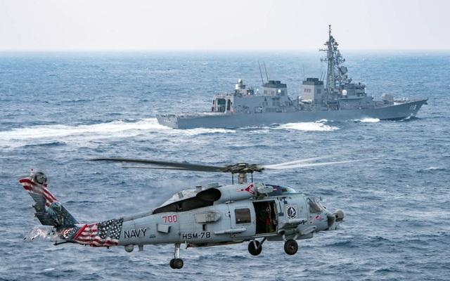 Mỹ giúp Nhật Bản theo dõi tàu Trung Quốc tại quần đảo tranh chấp - 1