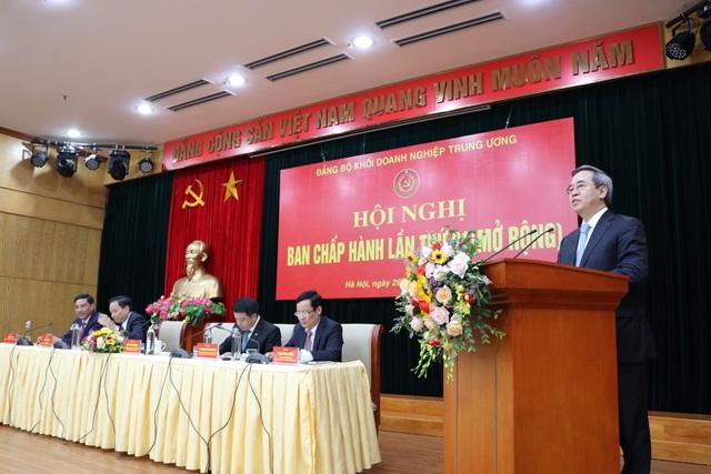 Sếp Vietcombank và Vicem được vụ giao thêm nhiệm vụ ở Khối doanh nghiệp TƯ - 2