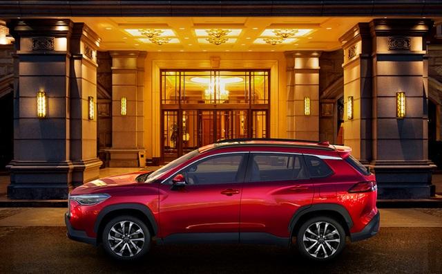 Sắp ra mắt tại Việt Nam, Toyota Corolla Cross có công nghệ nào ưu việt? - 5