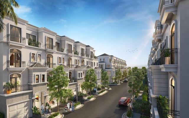 Tiềm năng kinh doanh hấp dẫn tại liền kề thương mại - Grand Bay Townhouse - 1