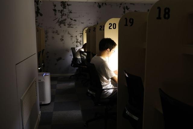 Mô hình phòng tự học phát triển mạnh tại Trung Quốc - 1