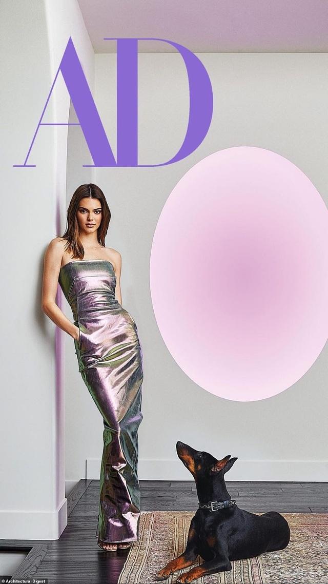 Kendall Jenner lần đầu khoe nhà siêu sang - 1