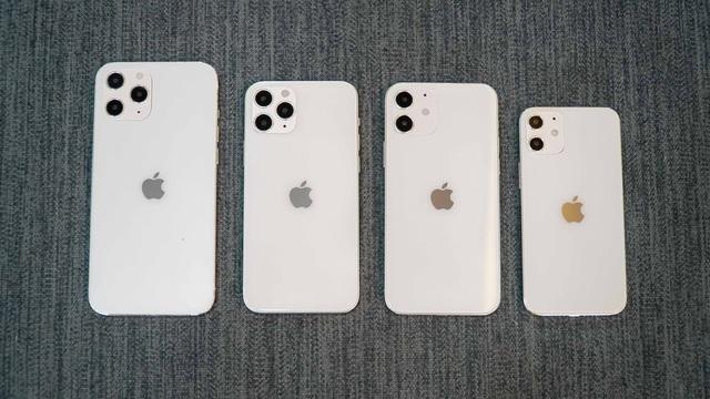 Xuất hiện mô hình 4 chiếc iPhone 12 tại Việt Nam