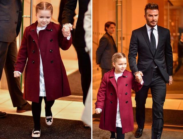 """""""Công chúa nhà Beckham"""" đã lớn và biết làm điệu như thế này... - 11"""