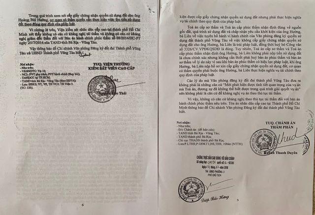 UBND tỉnh Bà Rịa - Vũng Tàu thụ lý tố cáo vụ chính quyền bị tố hành dân! - 11
