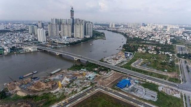 TPHCM ban hành kế hoạch xây dựng Khu đô thị sáng tạo phía Đông - 1