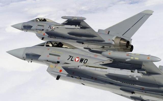 Indonesia sắm tiêm kích Typhoon ngăn Trung Quốc phiêu lưu ở Biển Đông?