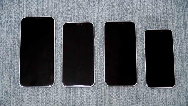 Xuất hiện mô hình 4 chiếc iPhone 12 tại Việt Nam - 5
