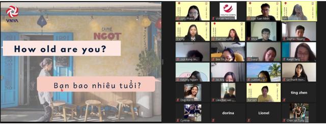 Sinh viên Việt tại Singapore tổ chức nhiều hoạt động tuyên truyền mùa dịch - 4