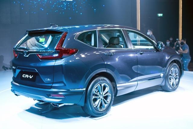 Honda CR-V 2020 giá từ 998 triệu, thêm công nghệ để áp đảo Tucson, CX-5 - 2