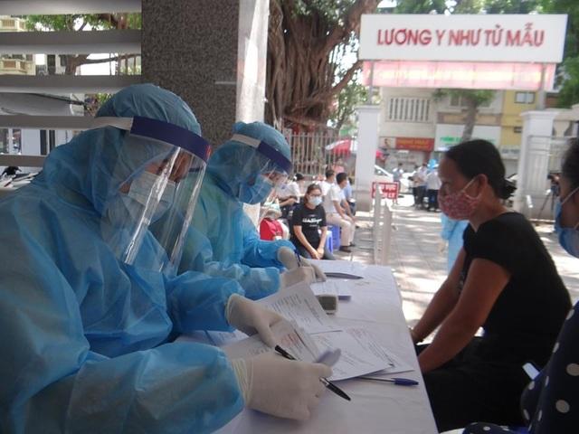 Hà Nội tìm hành khách đi trên xe Đà Nẵng- Nước Ngầm, cùng bệnh nhân 620 - 1
