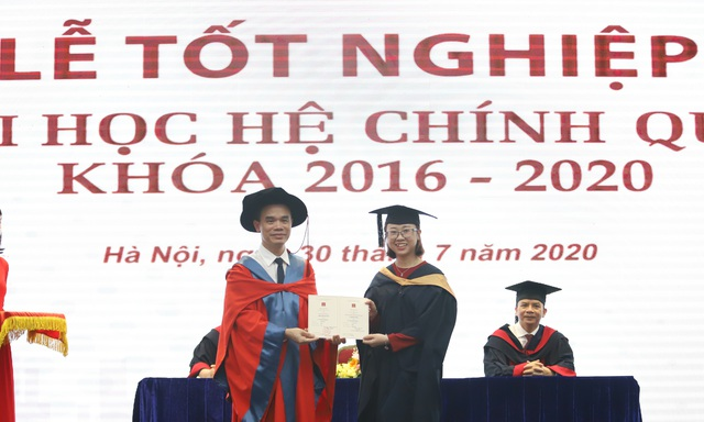 Thu nhập của sinh viên ĐH Hà Nội sau tốt nghiệp là 10 - 13 triệu đồng/tháng - 2
