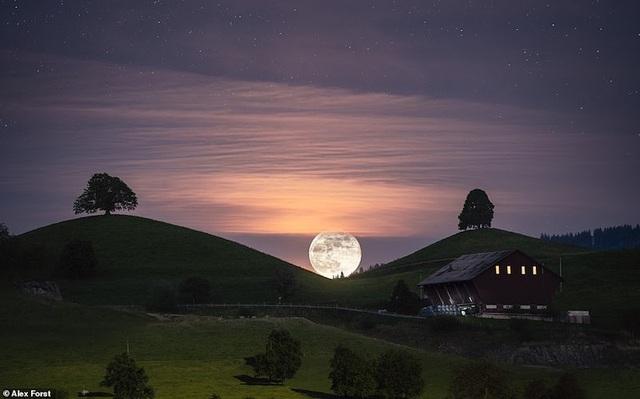 Mê hoặc với bộ ảnh lãng mạn về bầu trời lấp lánh sao đêm ở châu Âu - 13