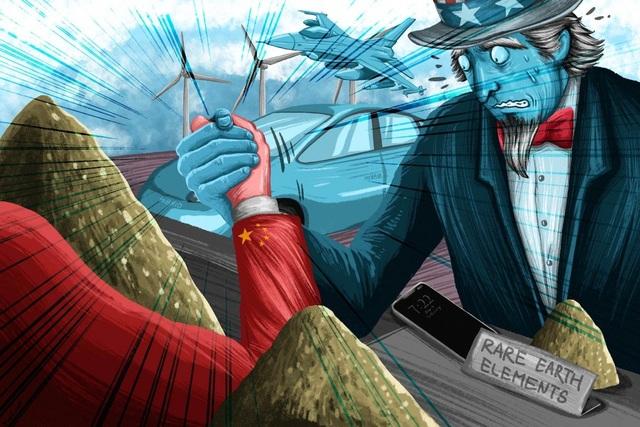 """Đất hiếm - """"Con bài mặc cả"""" của Trung Quốc trong thương chiến - 1"""
