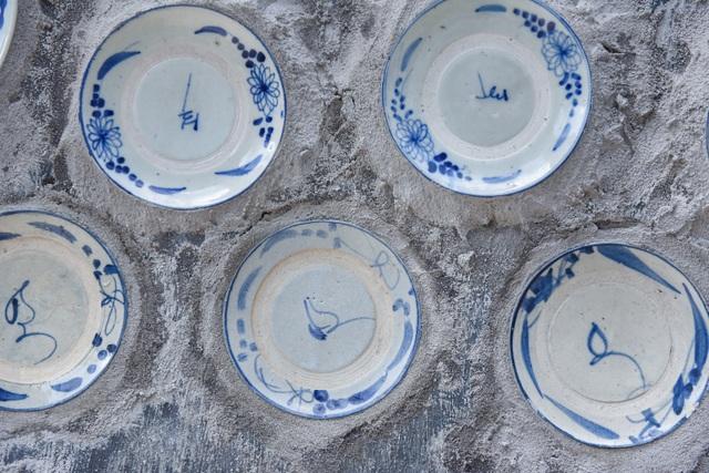 Độc nhất vô nhị ngôi nhà gắn hơn 10.000 bát, đĩa cổ ở Vĩnh Phúc - 5