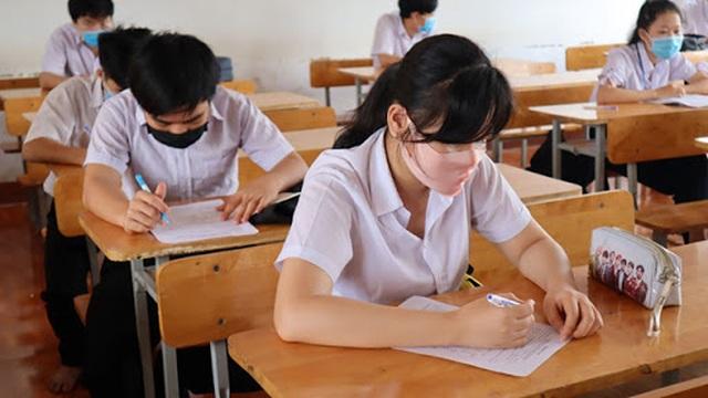 Gấp rút chuẩn bị thi tốt nghiệp THPT, sẵn sàng ứng phó dịch bệnh Covid-19 - 4