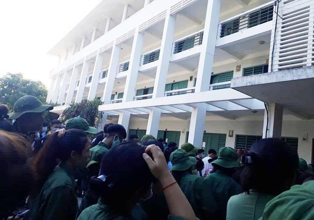 Sinh viên Đại học Huế bị cách ly có kết quả âm tính lần 1 virus SARS-CoV-2 - 2