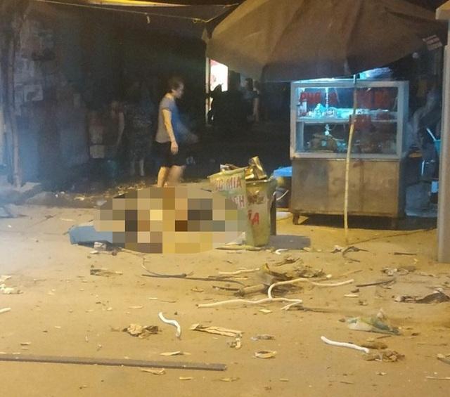 Hà Nội: Khởi tố vụ án sập giàn giáo khiến 4 công nhân tử vong - 1