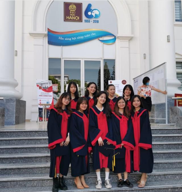 Thu nhập của sinh viên ĐH Hà Nội sau tốt nghiệp là 10 - 13 triệu đồng/tháng - 1