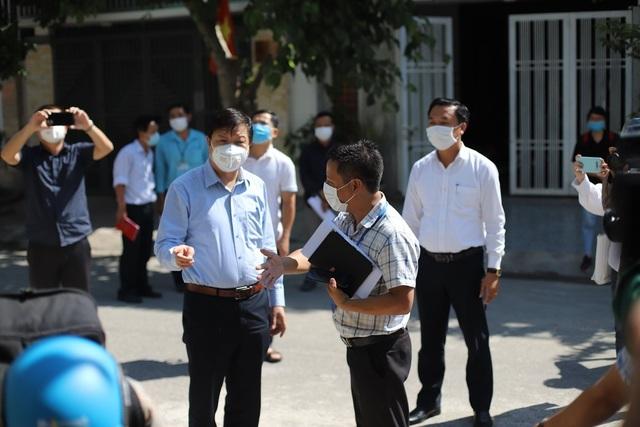 Dịch Covid-19 lớn ở Đà Nẵng: Bộ Y tế thành lập Bộ chỉ huy tiền phương - 2