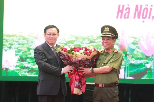 Tướng Đoàn Duy Khương nghỉ hưu
