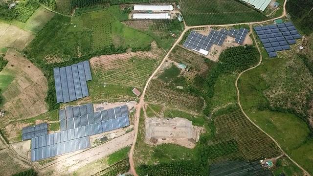 """Điểm mặt những bất thường tại """"xưởng"""" điện mặt trời mái nhà tại Đắk Nông - 7"""