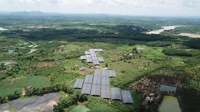 """Điểm mặt những bất thường tại """"xưởng"""" điện mặt trời mái nhà tại Đắk Nông - 2"""