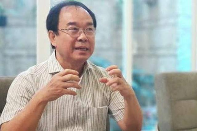 Truy tố cựu Phó Chủ tịch UBND TPHCM Nguyễn Thành Tài - 1