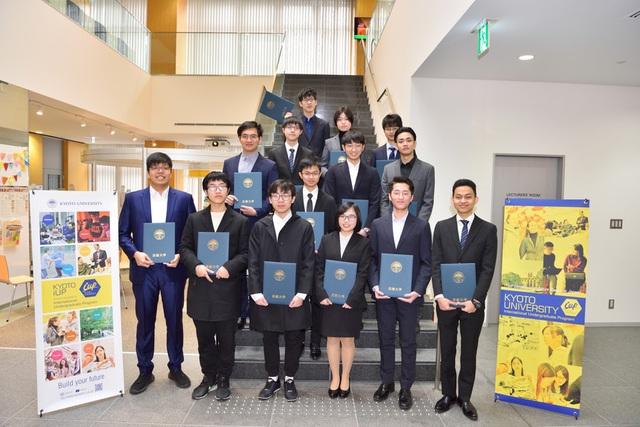 Học bổng toàn phần cho 4 năm học của đại học top 1 Nhật Bản đã đến Việt Nam - 1