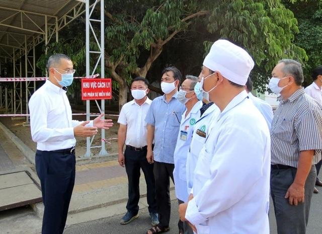 Phú Yên: 20 người trở về từ Bệnh viện Đà Nẵng nhưng không khai báo y tế - 1