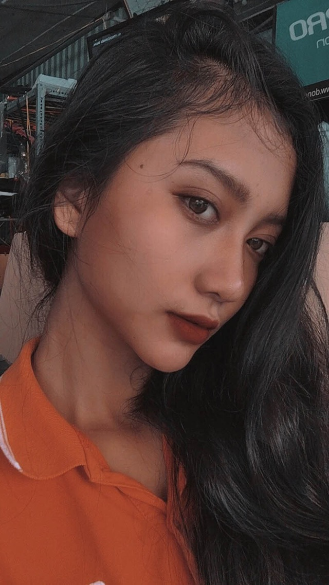 """Thiếu nữ Khmer """"nổi như cồn"""" với làn da bánh mật cuốn hút - 8"""