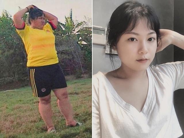 """""""Đánh bay"""" 31kg, cô gái Bến Tre khiến bạn bè sững sờ khi gặp lại - 1"""