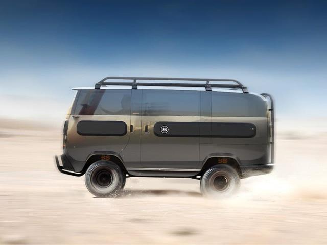 eBussy - Chiếc xe dễ tính, linh hoạt nhất thế giới - 1