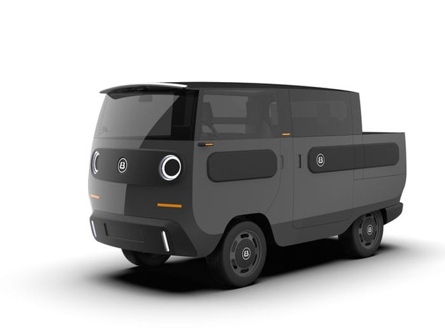 eBussy - Chiếc xe dễ tính, linh hoạt nhất thế giới - 12