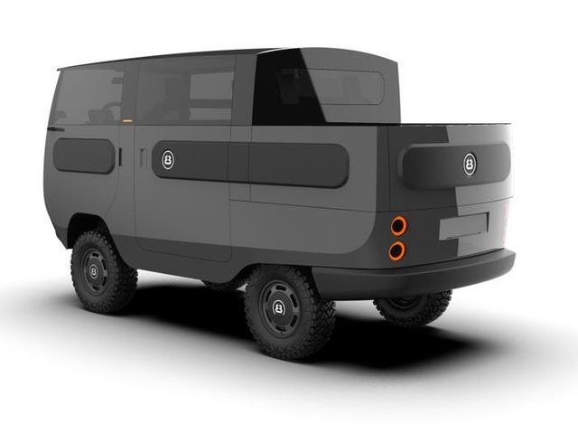 eBussy - Chiếc xe dễ tính, linh hoạt nhất thế giới - 15