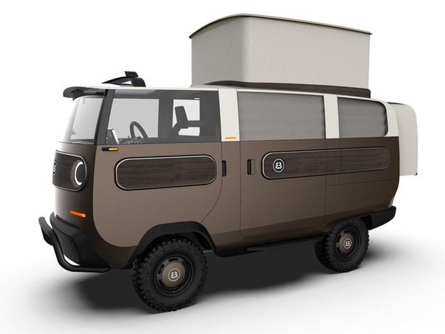 eBussy - Chiếc xe dễ tính, linh hoạt nhất thế giới - 16