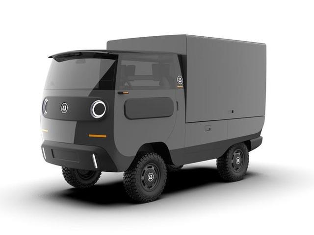 eBussy - Chiếc xe dễ tính, linh hoạt nhất thế giới - 5