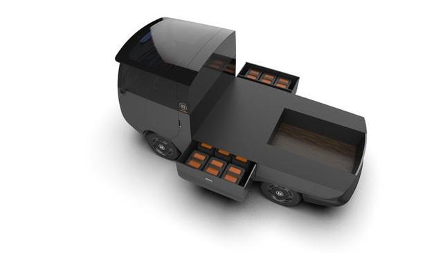 eBussy - Chiếc xe dễ tính, linh hoạt nhất thế giới - 3